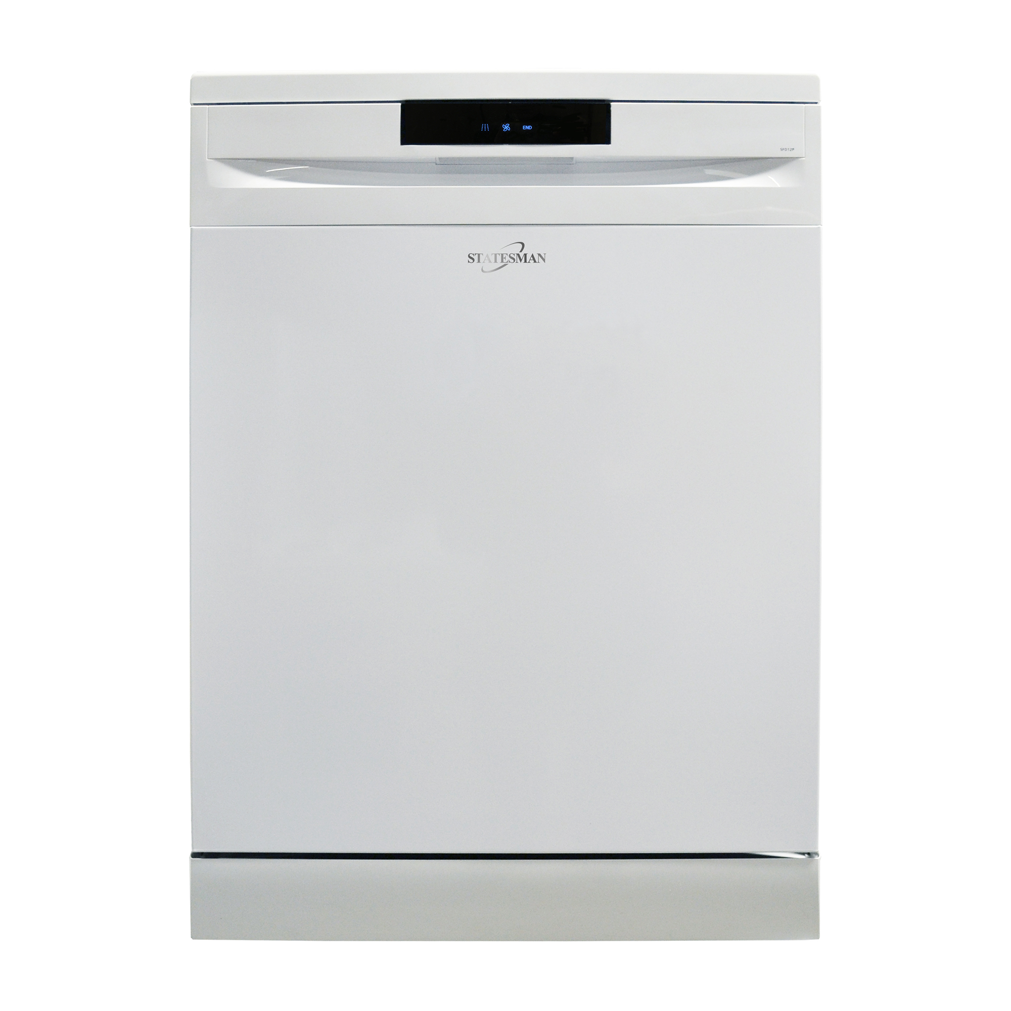 Statesman Dishwasher A+ Rating Flood Protection 60cm White Ref SFD12P