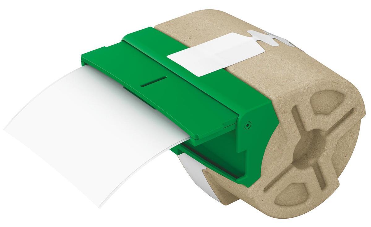 Image for Leitz Icon Label Cartridge Permanent Plastic 88mmx10m White Ref 70160001