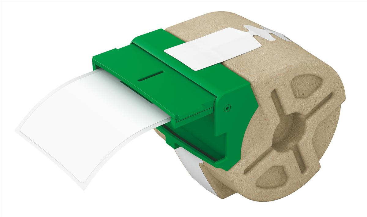 Leitz Icon Label Cartridge Permanent Die-Cut 59mmx102mm White Ref 70130001 [225 Labels]
