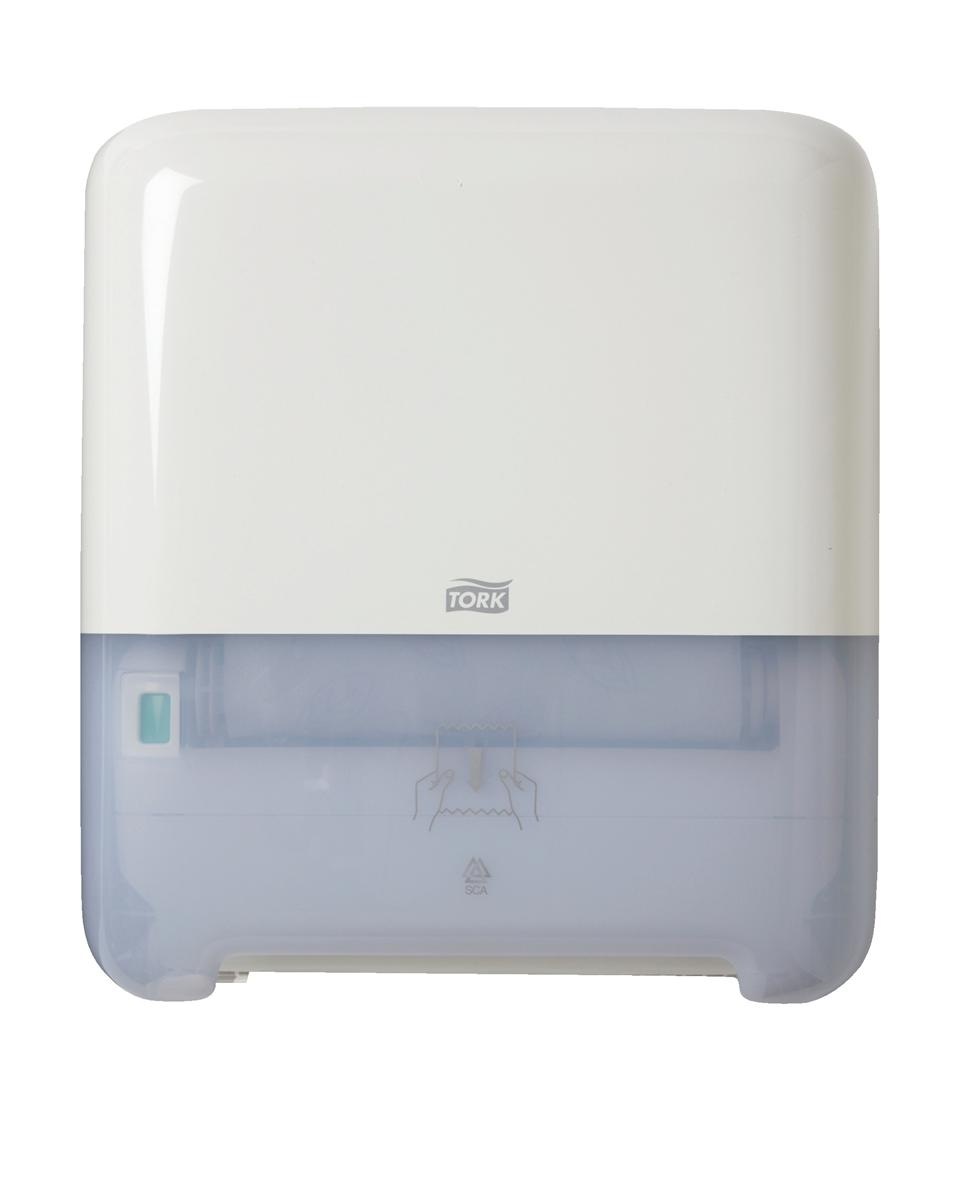 Tork Matic H1 Hand Towel Roll Dispenser White Ref 551000