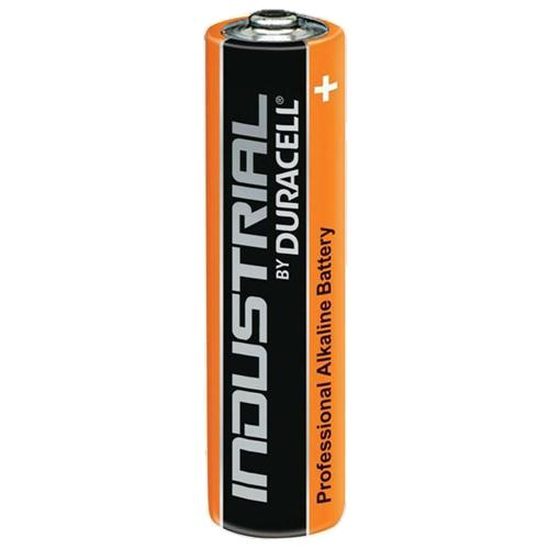 Image for Duracell Industrial Battery Alkaline 1.5V AAA Ref 5000835 [Pack 10]
