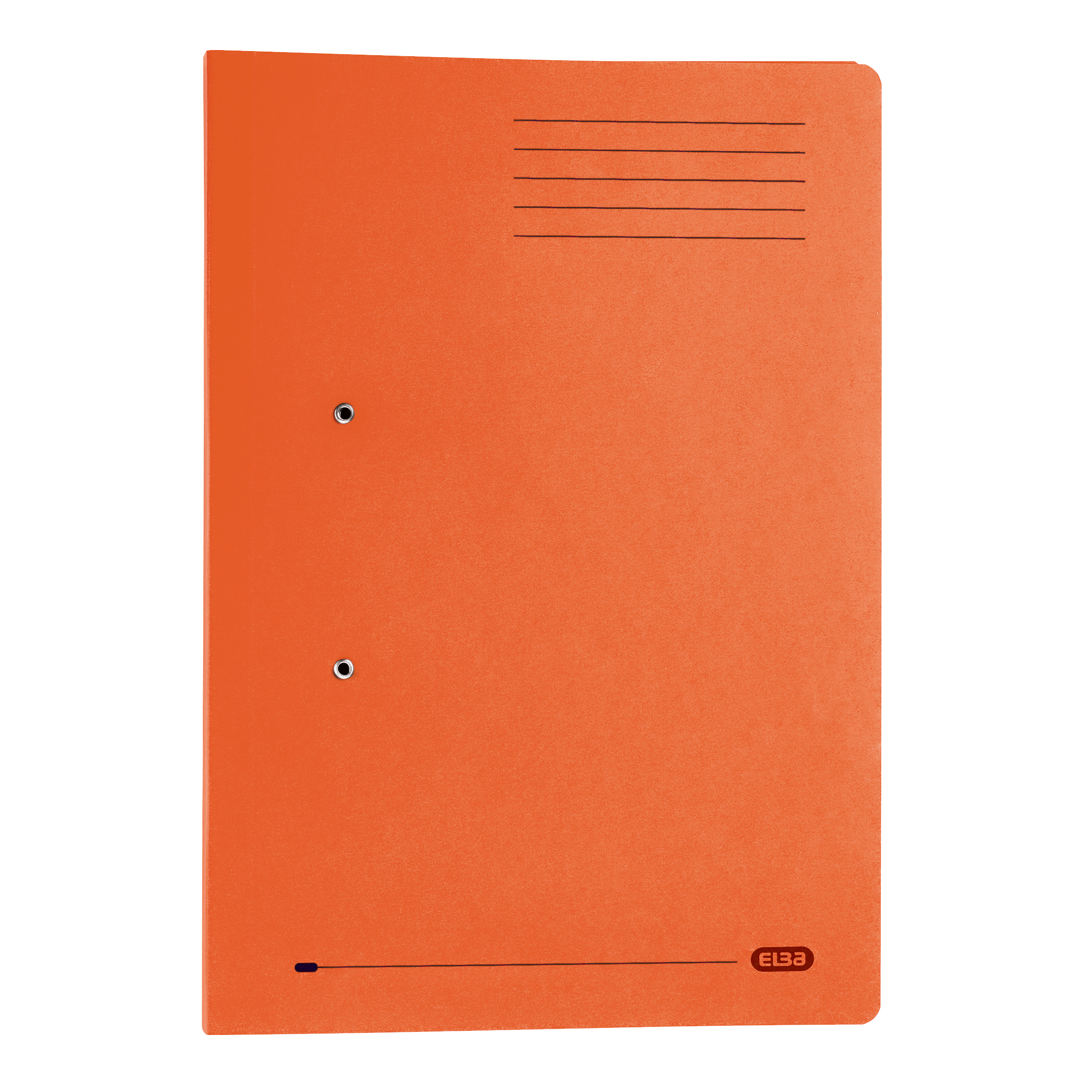 Elba StrongLine Transfer Spring File Recycled 320gsm Foolscap Orange Ref 100090148 Pack 25 REDEMPTION