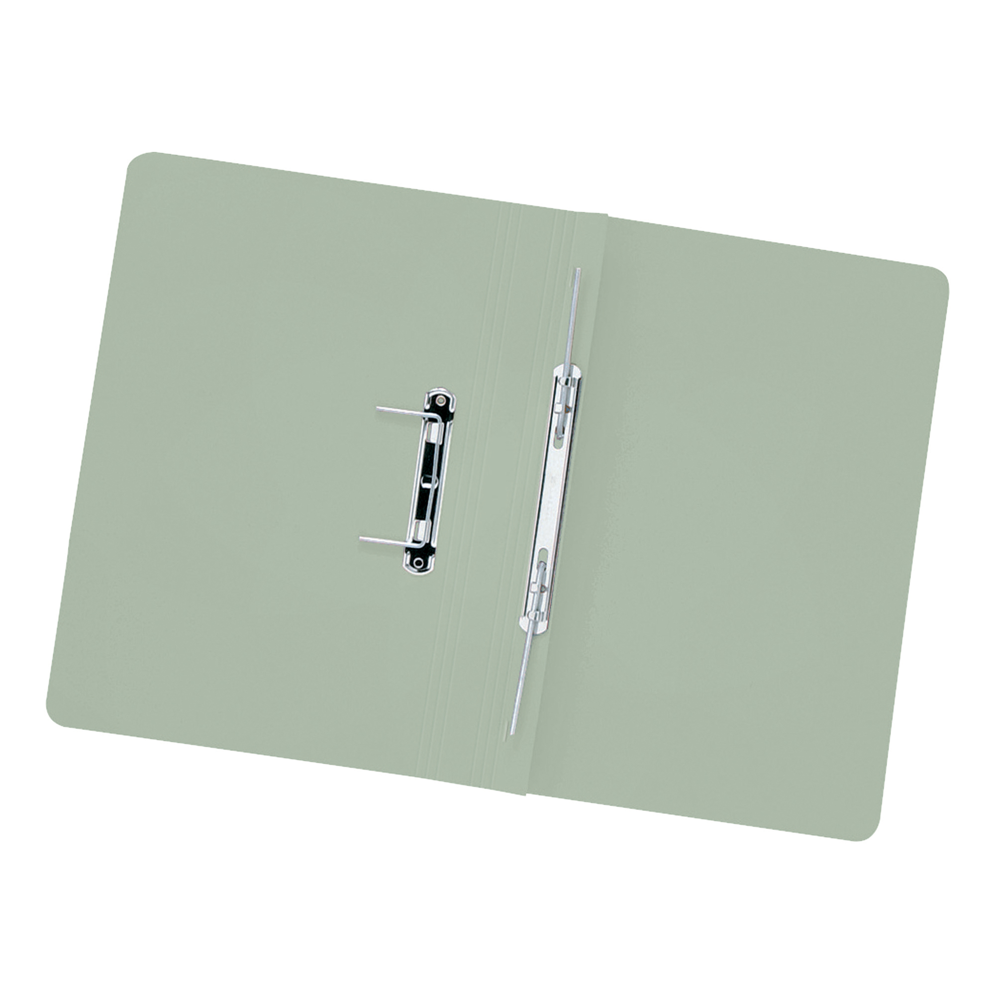 Spring Files 5 Star Elite Transfer Spring File Heavyweight 315gsm Capacity 38mm Foolscap Green Pack 50