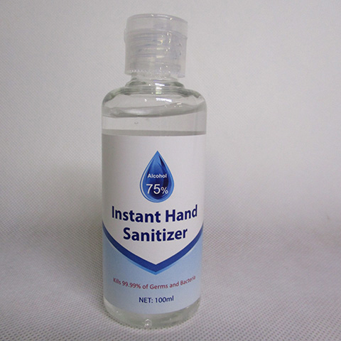 Institutional soap or lotion dispensers Hand Sanitizer 75% Alcohol Based 100ML Antibacterial Each