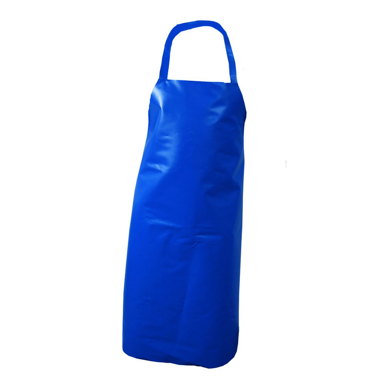 Click Workwear Nyplax Apron 10 Pack Blue 48inch X 36inch Ref PNADB48-10 Pack 10 *Up to 3 Day Leadtime*