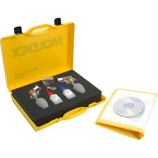 Mask or respirators filters or accessories Moldex Bitrex Fit Testing Kit For Respirators Yellow Ref M103 *Up to 3 Day Leadtime*