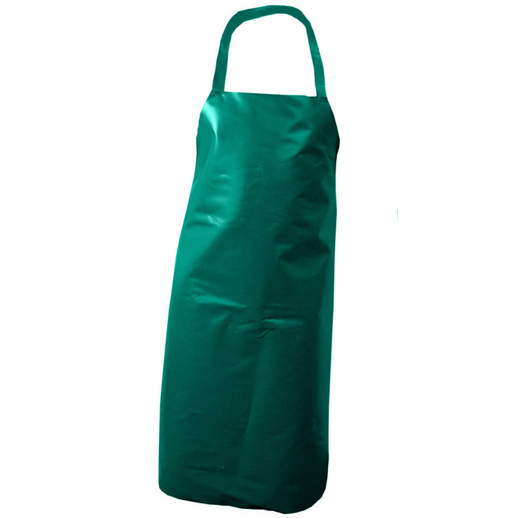 Click Workwear Nyplax Apron 10 Pack Green 48inch X 36inch Pack 10 Ref PNAG48-10 *Up to 3 Day Leadtime*