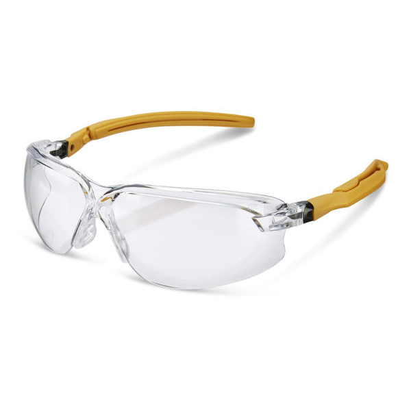 B-Brand Heritage H10 Anti-Fog Ergo Temple Spectacles Clear Ref BBH10 Up to 3 Day Leadtime