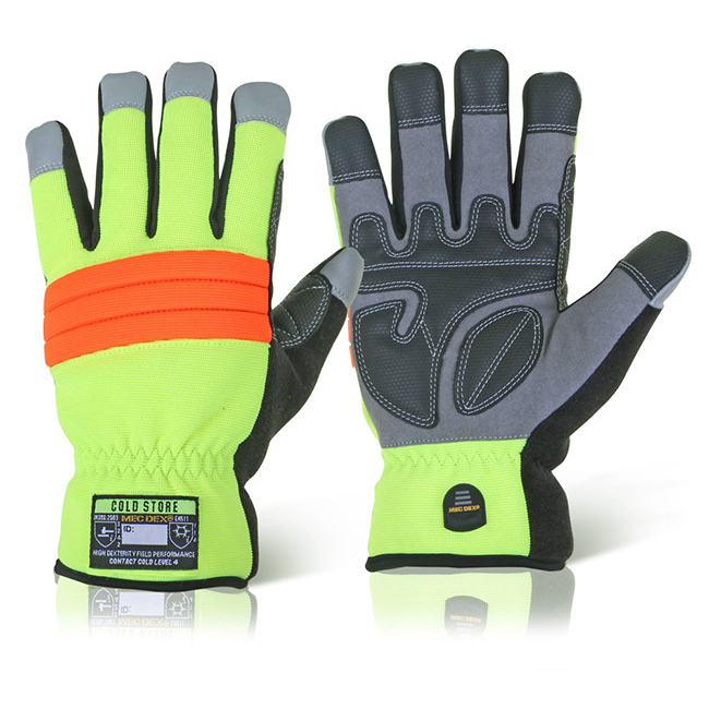Limitless Mecdex Cold Store Mechanics Glove M Ref MECWN-741M *Up to 3 Day Leadtime*