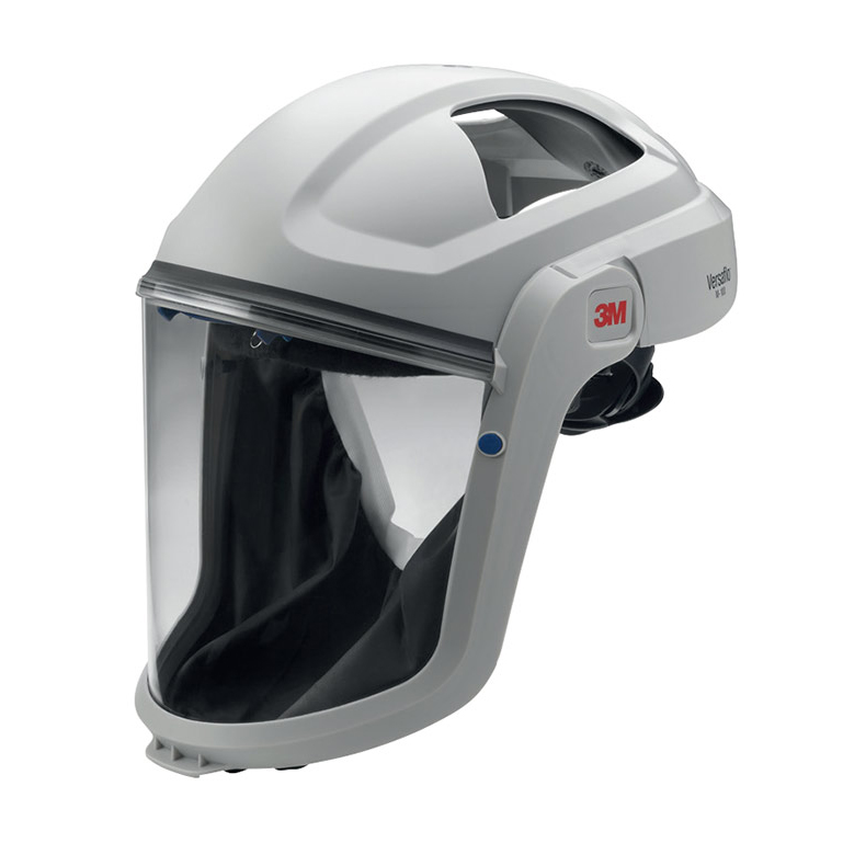 Facial shields 3M Respiratory Face shield and Visor Grey Ref 3MM106 *Up to 3 Day Leadtime*