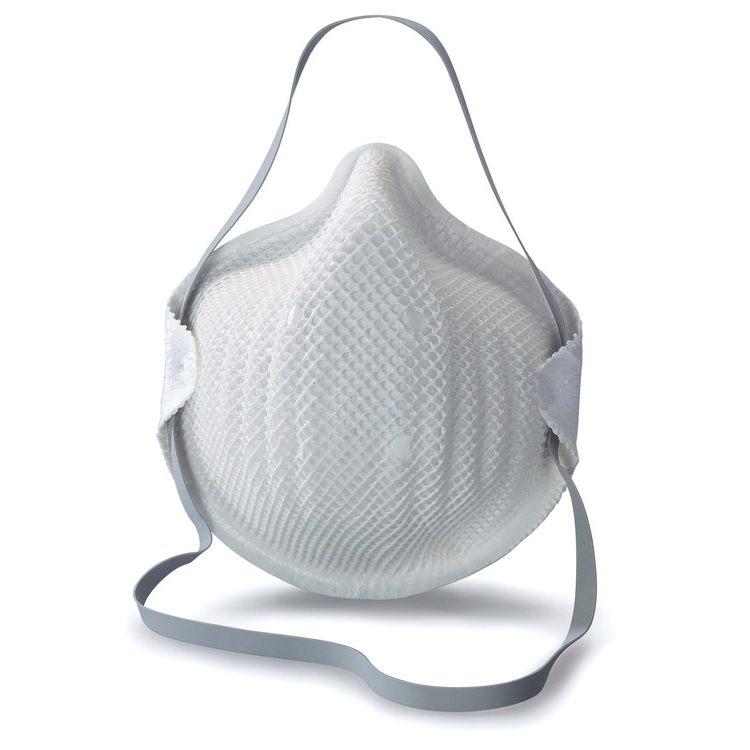 Moldex FFP2V Mask with ActivForm Seal White Ref M2400 [Pack 20] Up to 3 Day Leadtime