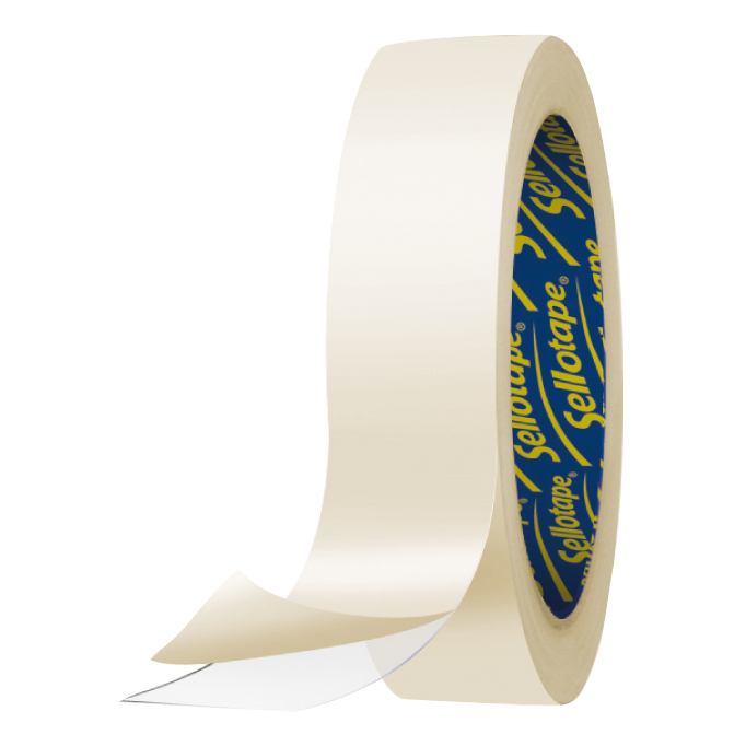Sellotape Double Sided Tape 25mm x 33m Ref 1447052 Pack 6