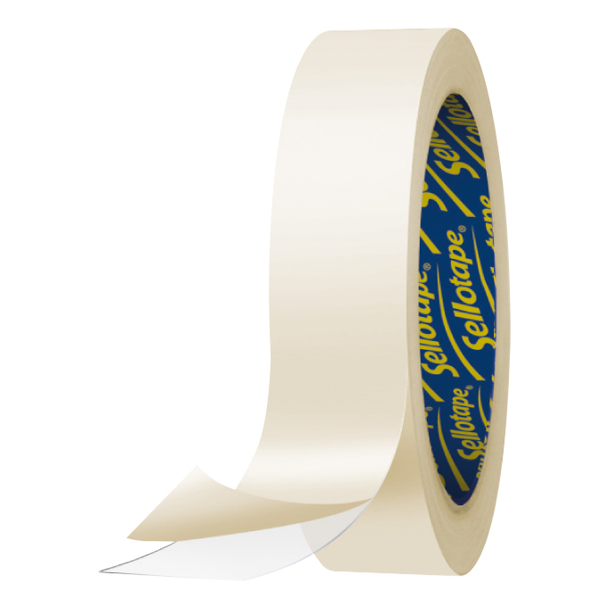 Sellotape Double Sided Tape 15mm x 5m Ref 1445293 Pack 12