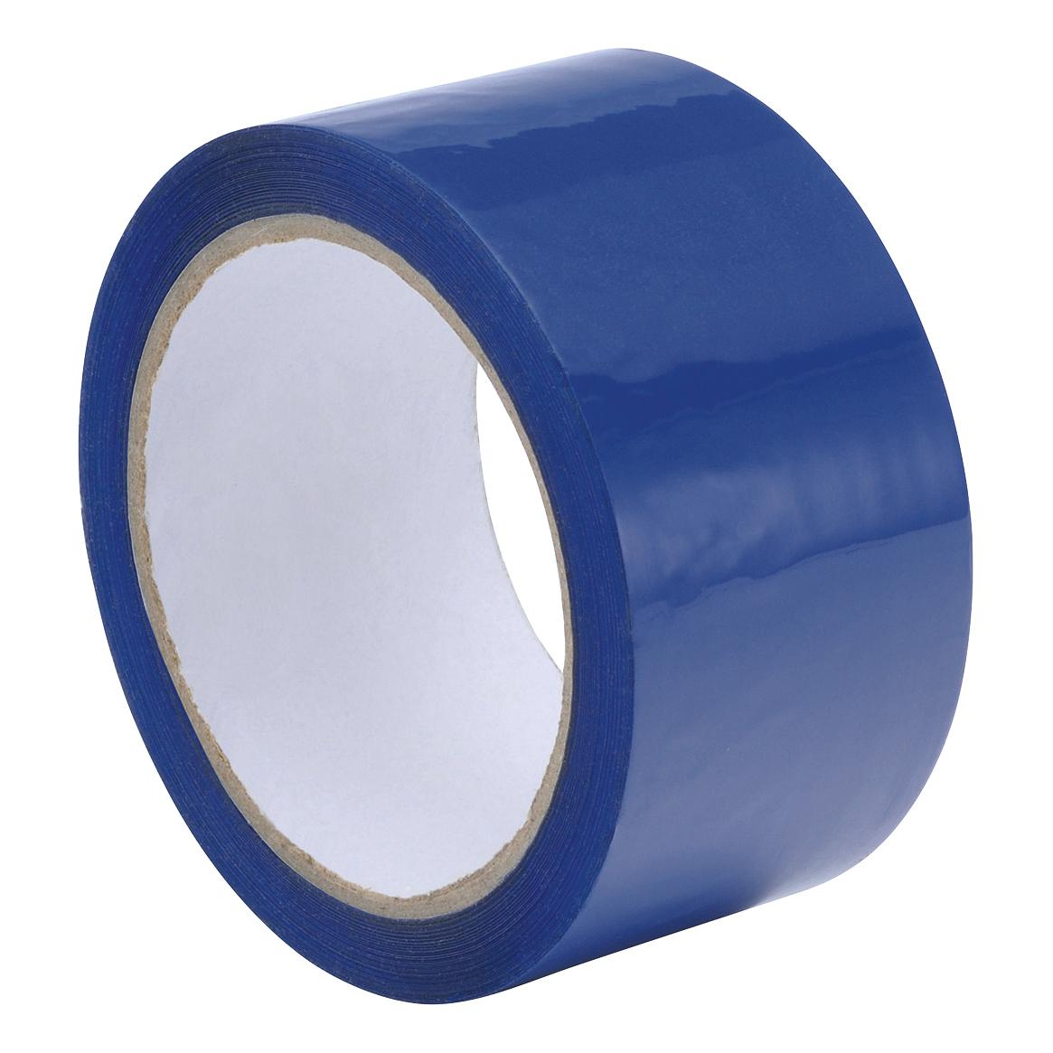 Polypropylene Tape 48mmx66m Blue Ref BLCP50 Pack 6