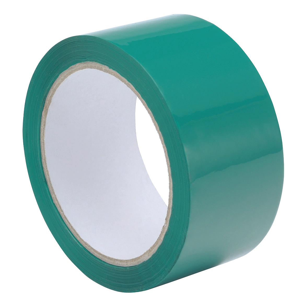 Polypropylene Tape 48mmx66m Green Pack 6