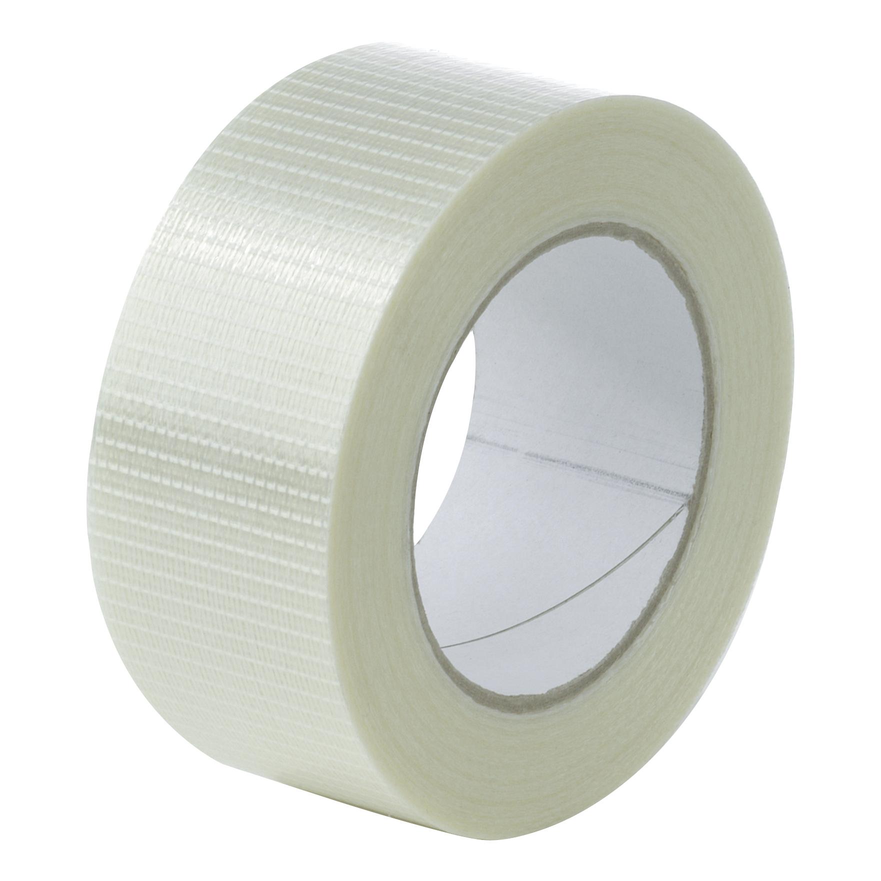 Cross Weave Tape 50mm x 50m Ref CRT50 Pack 18