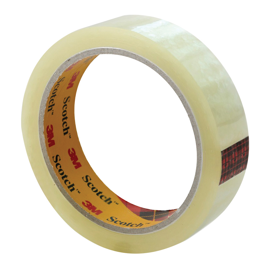 Scotch Easy Tear Transparent Tape 19mmx66m Ref ETET1966T8 Pack 8