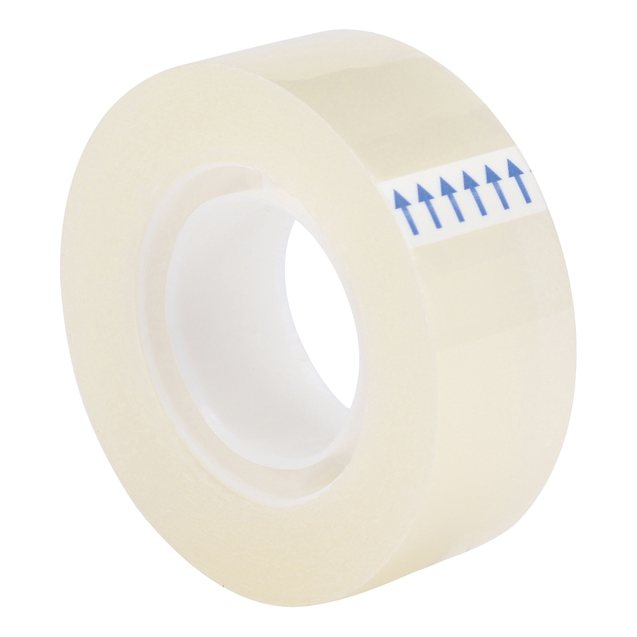 Clear Tape 5 Star Office Clear Tape Roll Small Easy-tear Polypropylene 40 Microns 18mm x 33m Pack 8