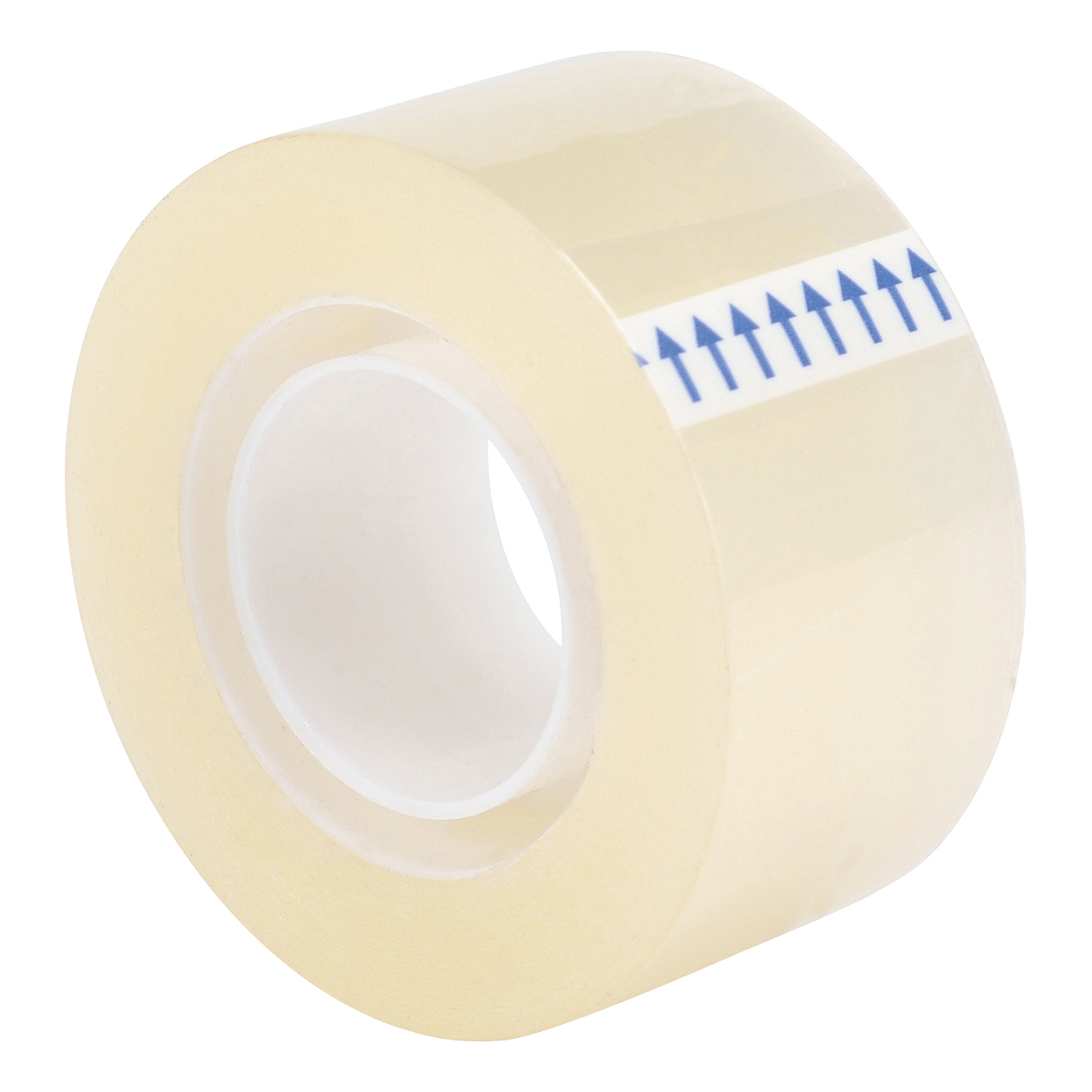 Clear Tape 5 Star Office Clear Tape Roll Small Easy-tear Polypropylene 40 Microns 24mm x 33m Pack 6