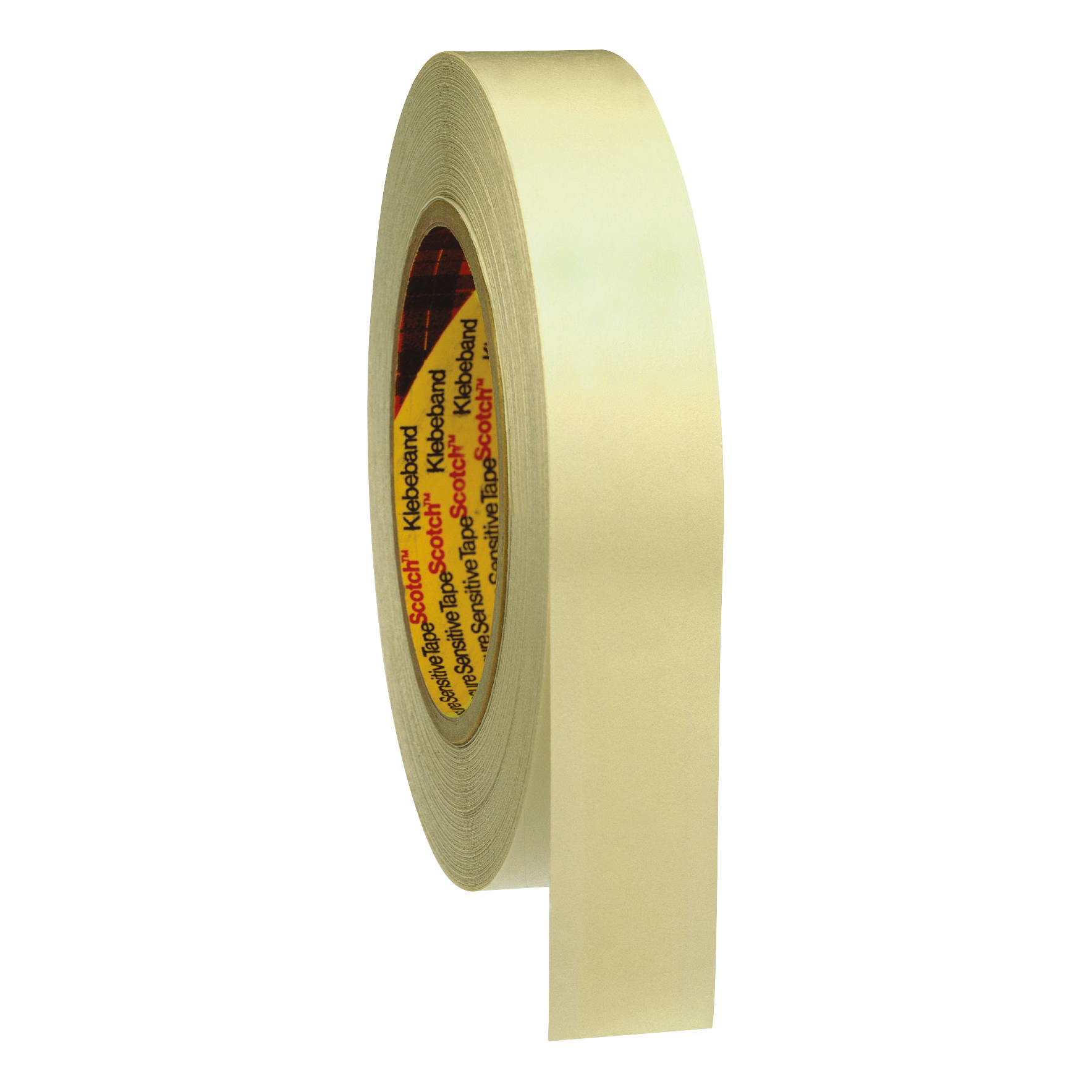 Scotch Artists Tape Double Sided with Liner for Mounting and Holding 25mmx33m Ref DS2533 Pack 6
