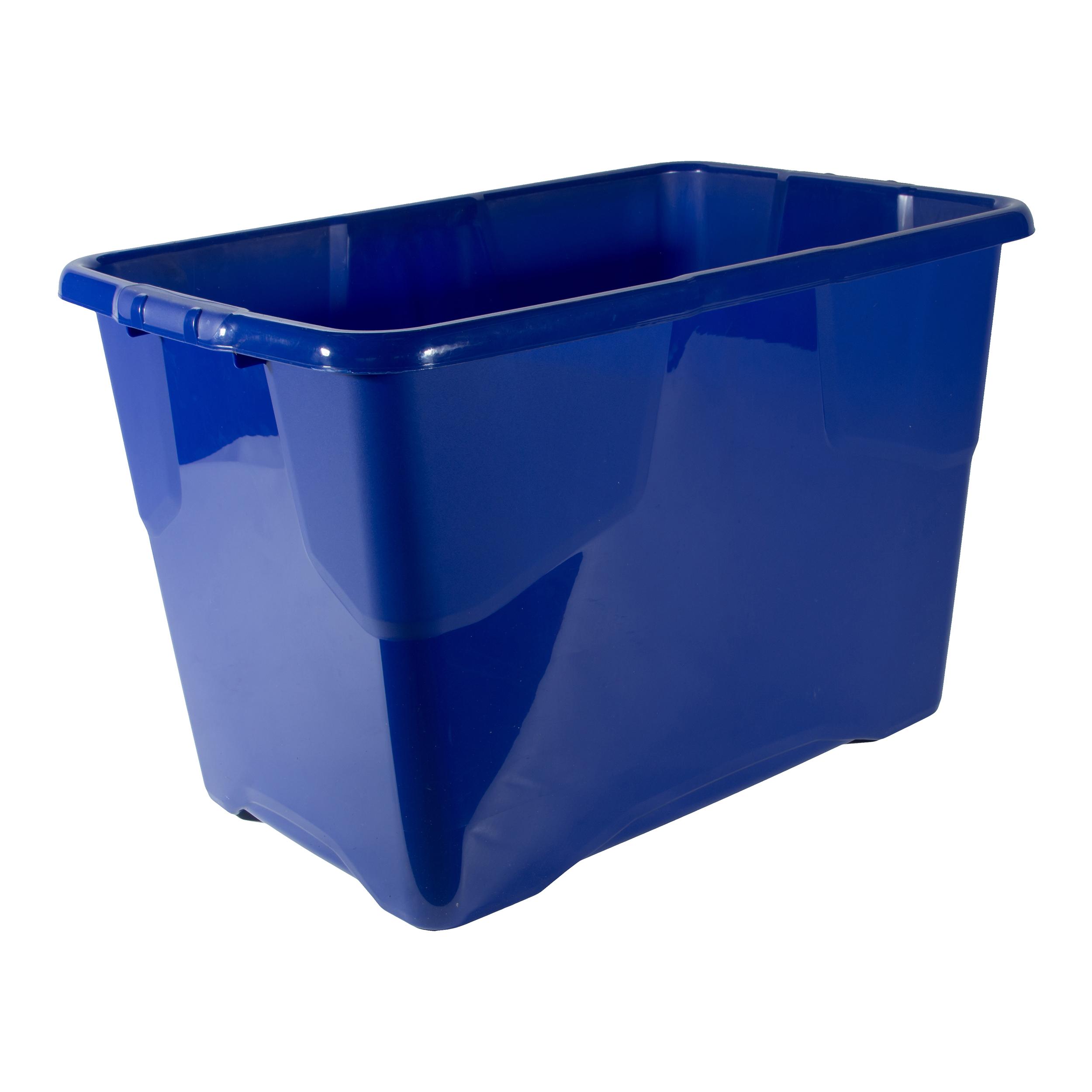 Tool Boxes Strata Curve Box 65 Litre Blue ref XW203B-LBL