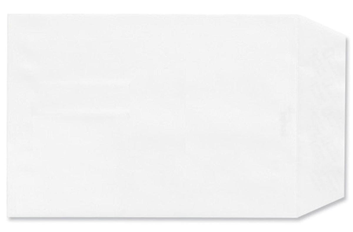 Croxley Script Envelopes Pocket Peal and Seal Pure White C5 [Pack 500]