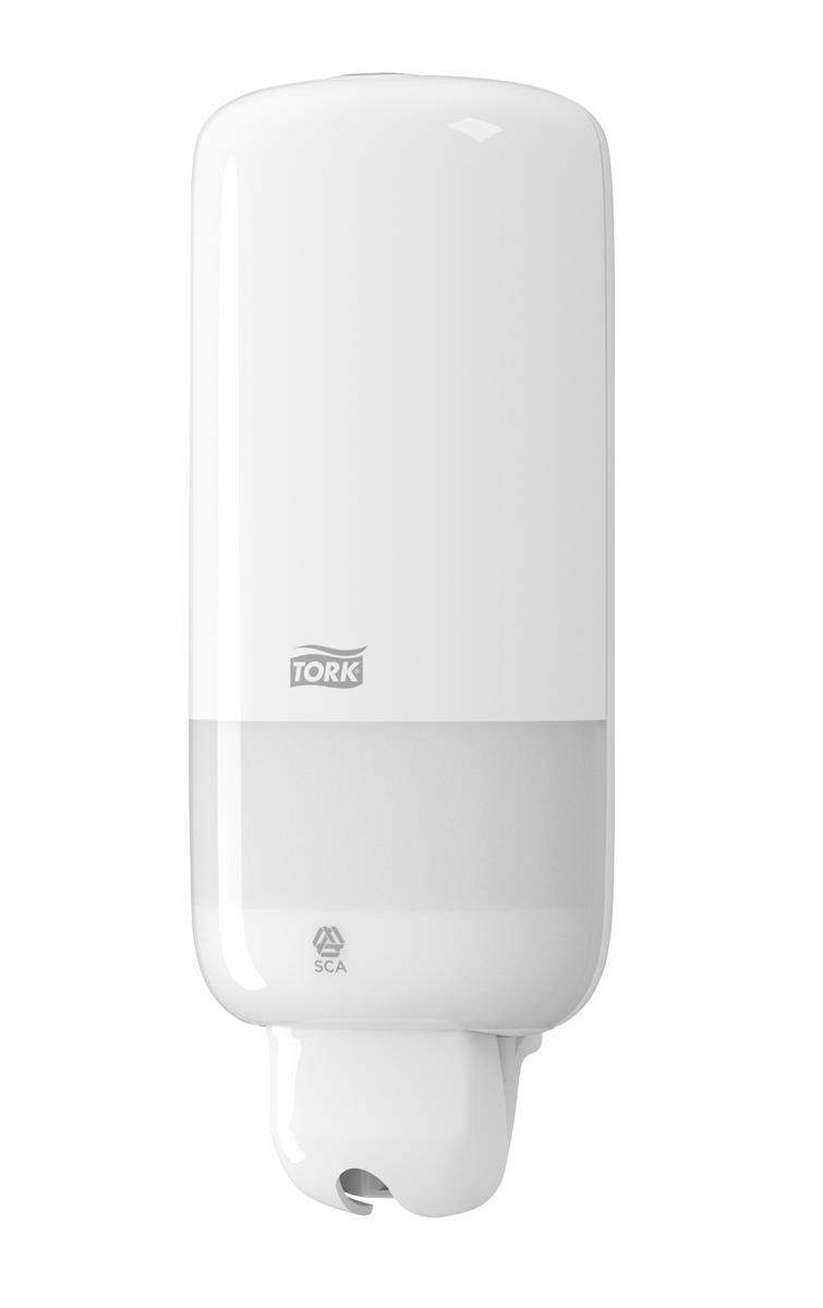 Tork Foam Soap Dispenser for 1000ml refills Casing White Ref 561500