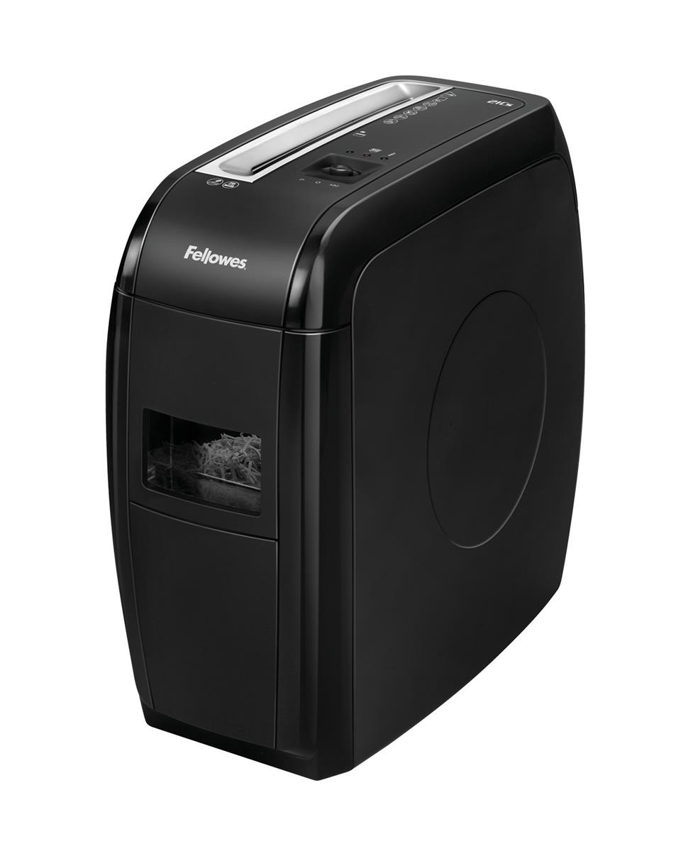 Image for Fellowes 21Cs Cross Cut Shredder Ref 4360301