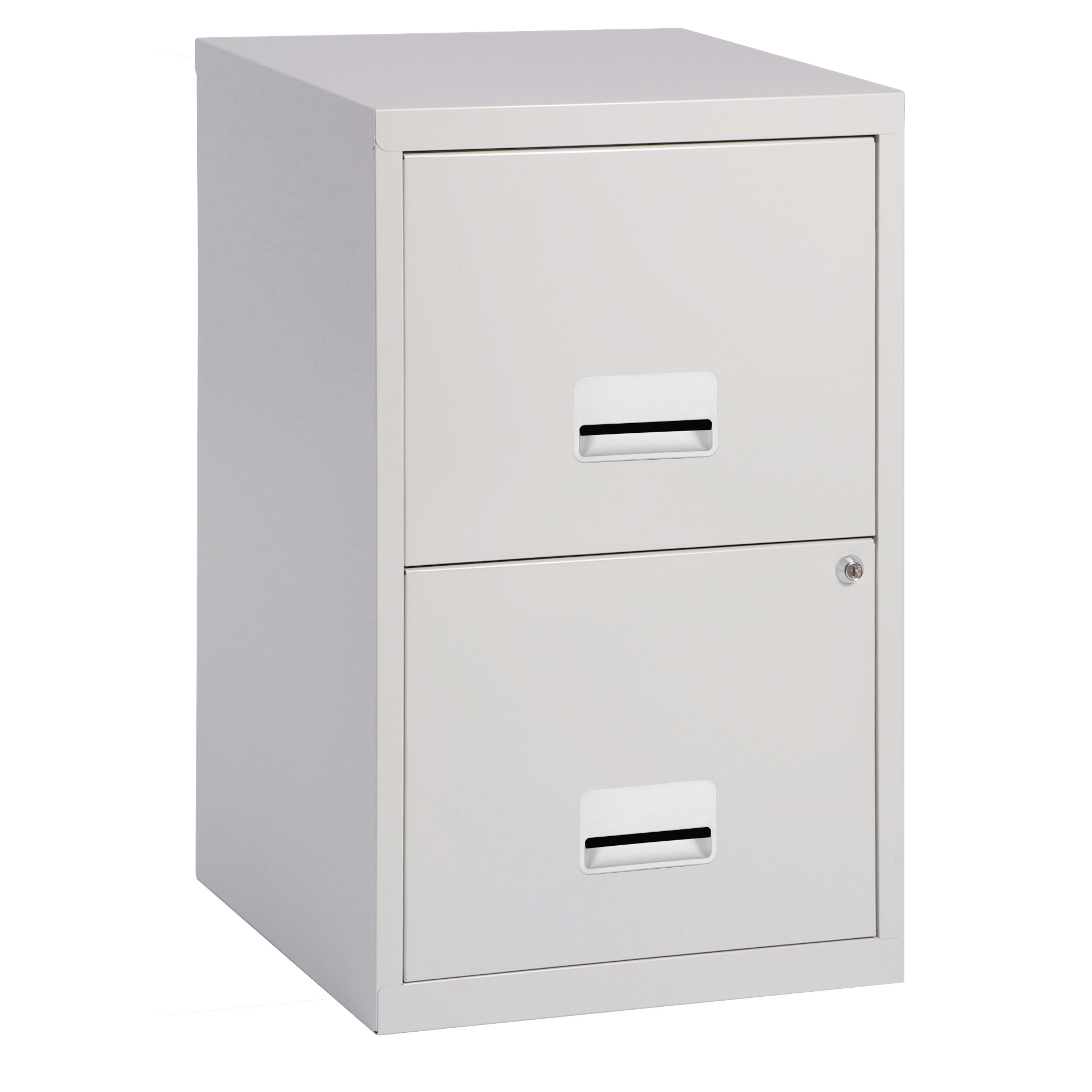Filing cabinets or accesories Filing Cabinet Steel 2 Drawer A4 400x400x660mm Ref 95000
