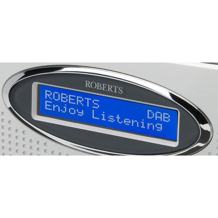 Roberts Elise Digital Radio Black Ref ELISE