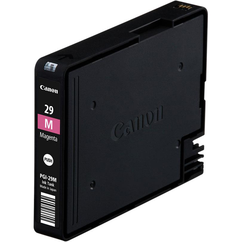 Inkjet Cartridges Canon PGI-29M Inkjet Cartridge 1755 photos Magenta Ref 4874B001 *3to5 Day Leadtime*