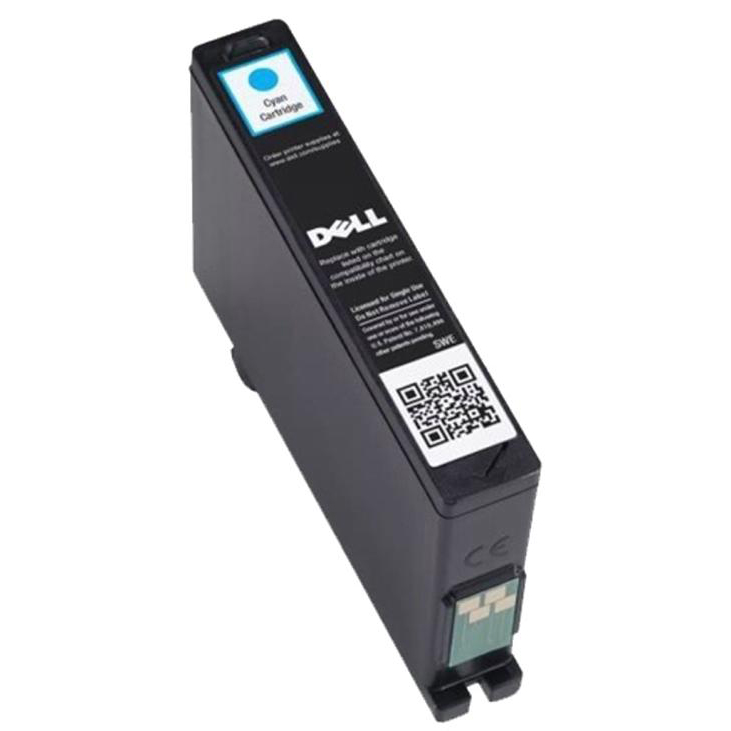 Dell Series 32 Inkjet Cartridge High Yield 430pp Cyan Ref 592-11816 3to5 Day Leadtime
