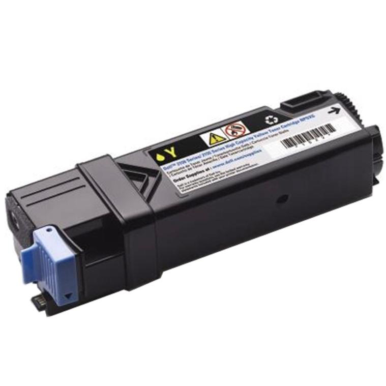 Dell NPDXG High Capacity Yellow Toner Cartridge Yield 2500 Pages Ref 593-11037 *3 to 5 Day Leadtime*