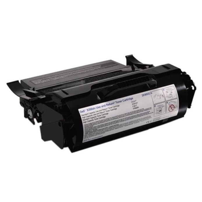 Dell JN4WK LaserTonerCart HighYield PageLife 30000pp Use&Return Black Ref 593-11052 3to5 Day Leadtime