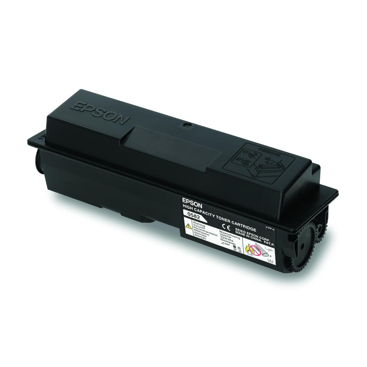 Epson 0584 High Capacity Toner Cartridge Yield 8000 Pages Black Ref C13S050584 *3 to 5 Day Leadtime*