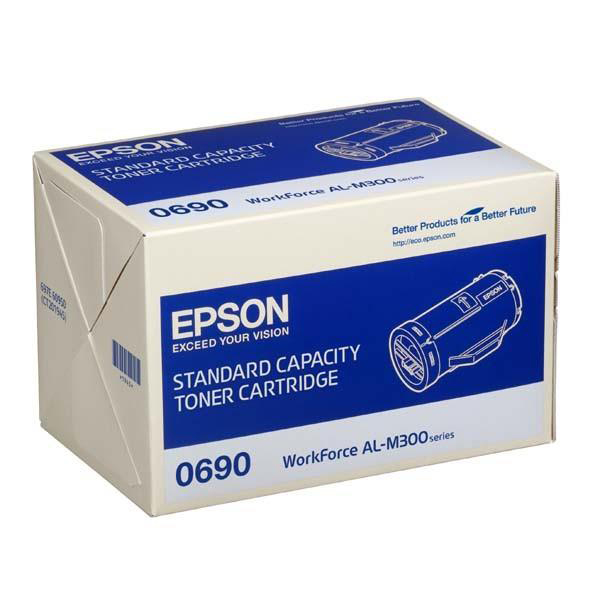 Epson S050690 Laser Toner Cartridge Page Life 2700pp Ref C13S050690 3to5 Day Leadtime