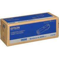 Epson S050698 Laser Toner Cartridge Page Life 12,000pp Black Ref C13S050698 3to5 Day Leadtime