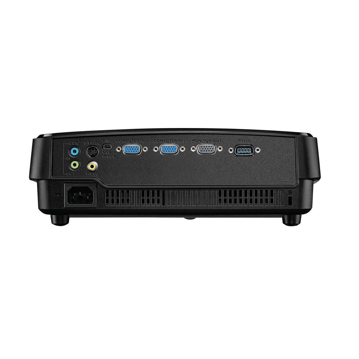 BenQ MS506 Projector SVGA 3200 ANSI Lumens 13000-1 Contrast Ratio Black Ref MS506