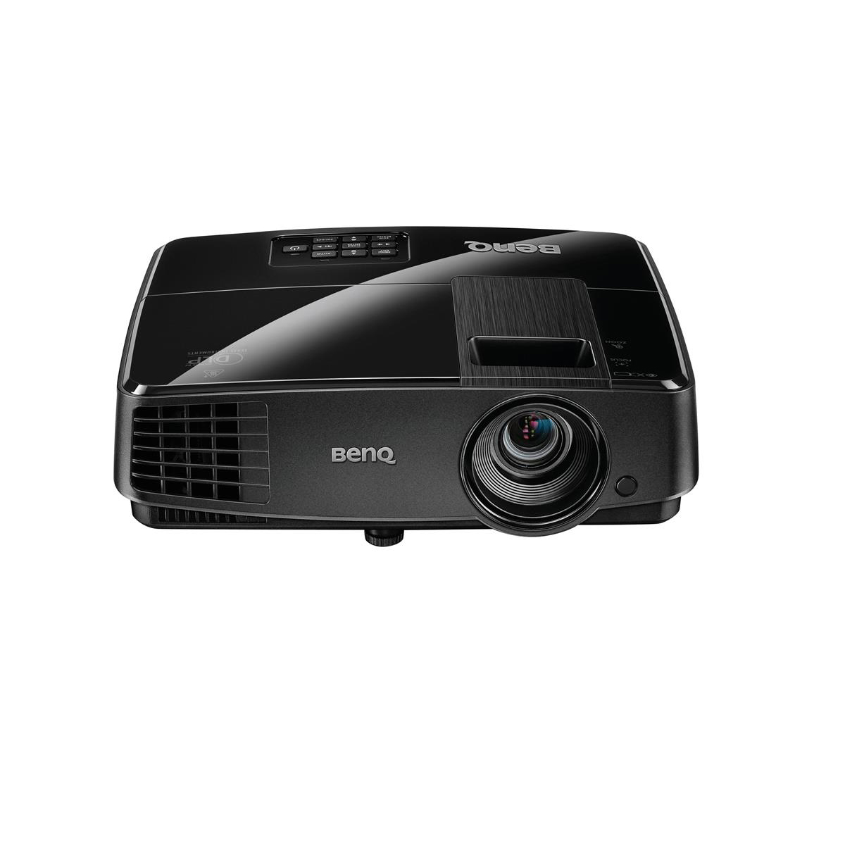 BenQ MX507 Projector XGA 3200 ANSI Lumens 13000-1 Contrast Ratio Black Ref MX507