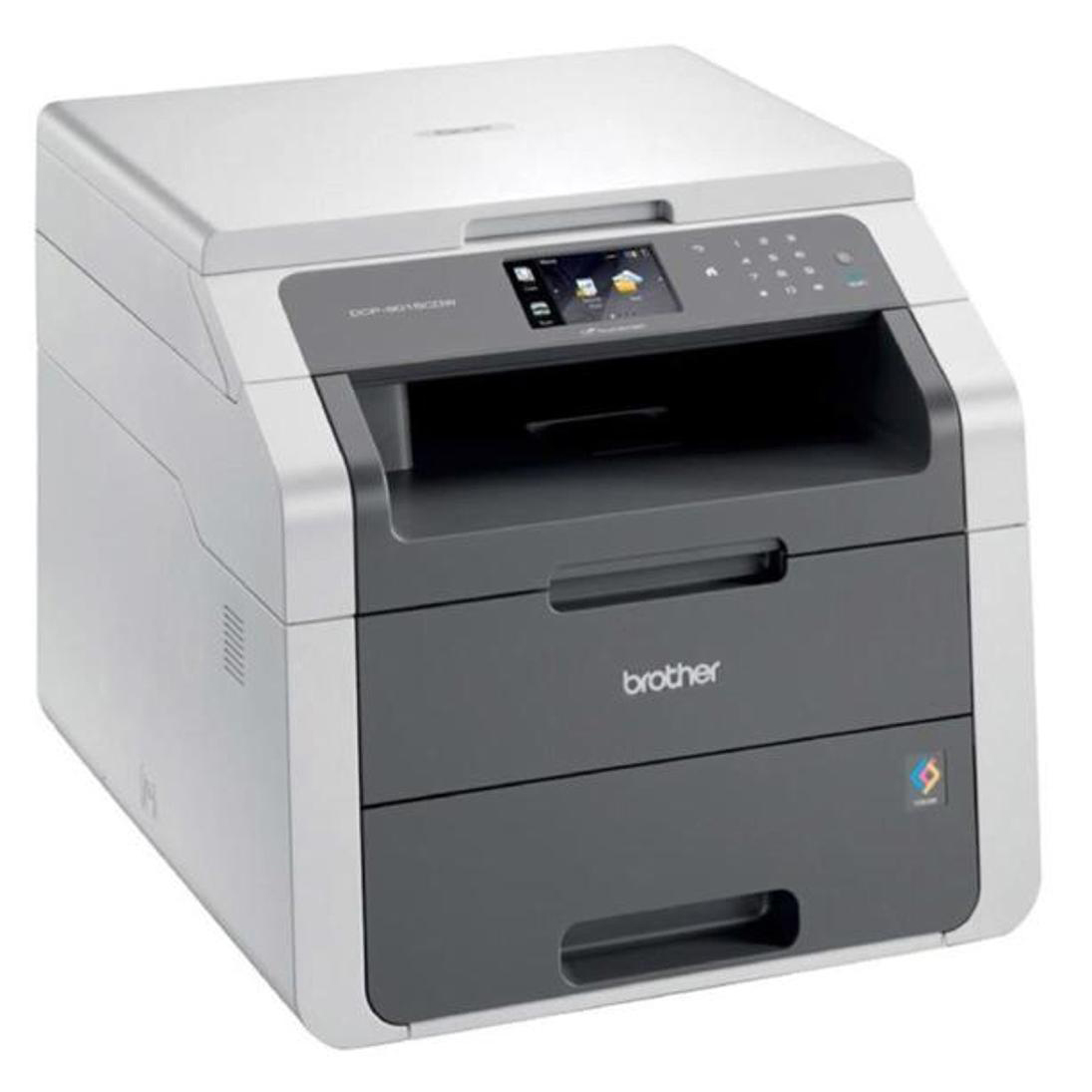 Brother DCP9015CDW Colour Laser A4  Duplex Printer with Wireless NetworkRef DCP9015CDWZU1