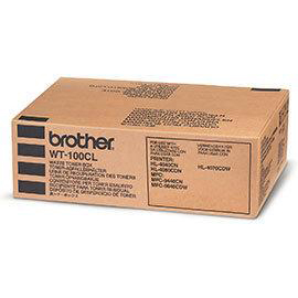 Brother Waste Toner Unit Page Life 20000pp Ref WT100CL