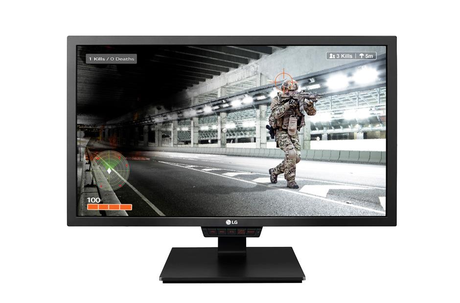 Image for LG 24in Full HD Widescreen Monitor Ref 24GM79G-B