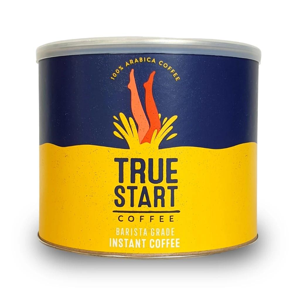 Instant coffee TrueStart Coffee - 500g Barista Grade Instant Coffee Ref HBIN500TUB