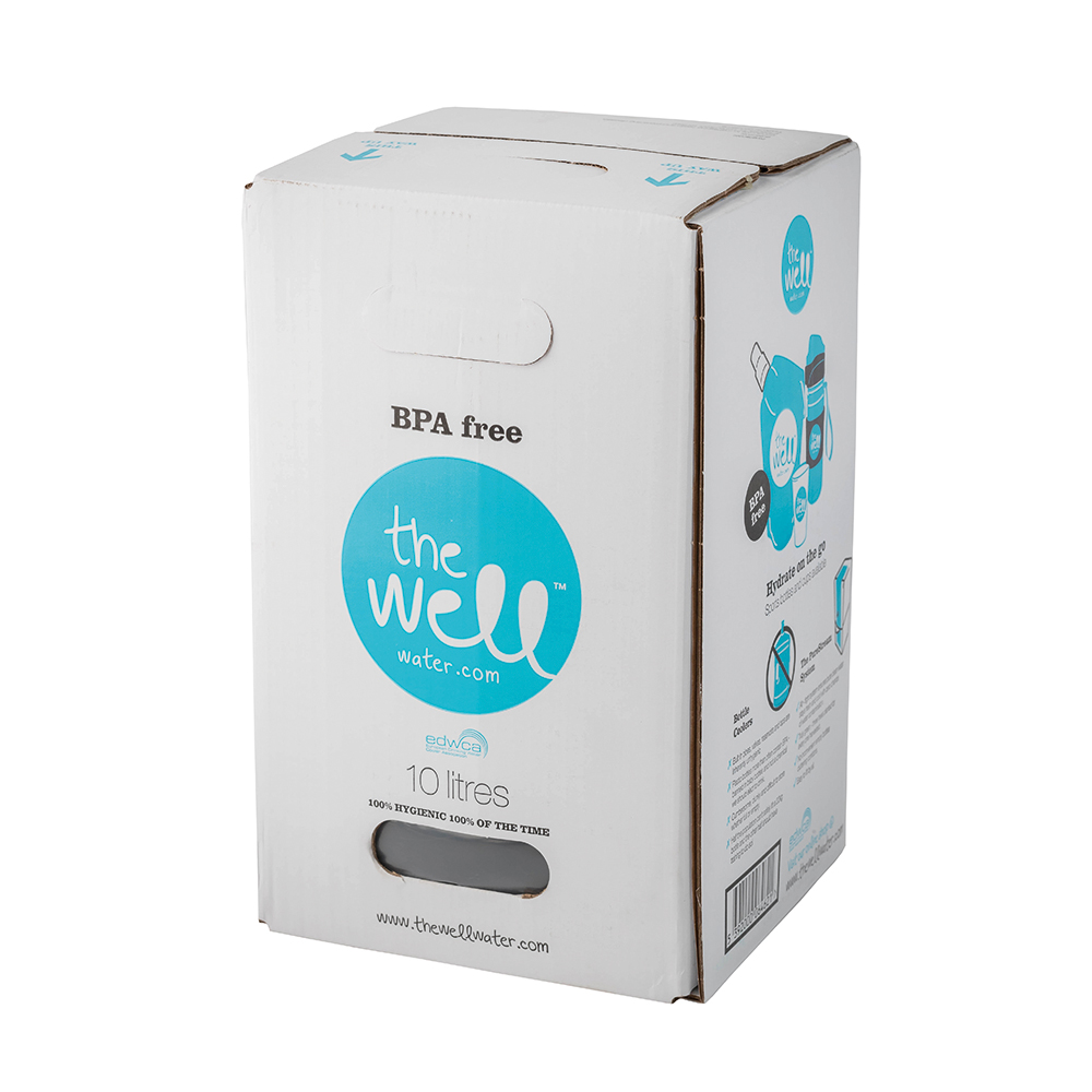 Cold Drinks Water Box Recyclable BPA-free 10 Litre
