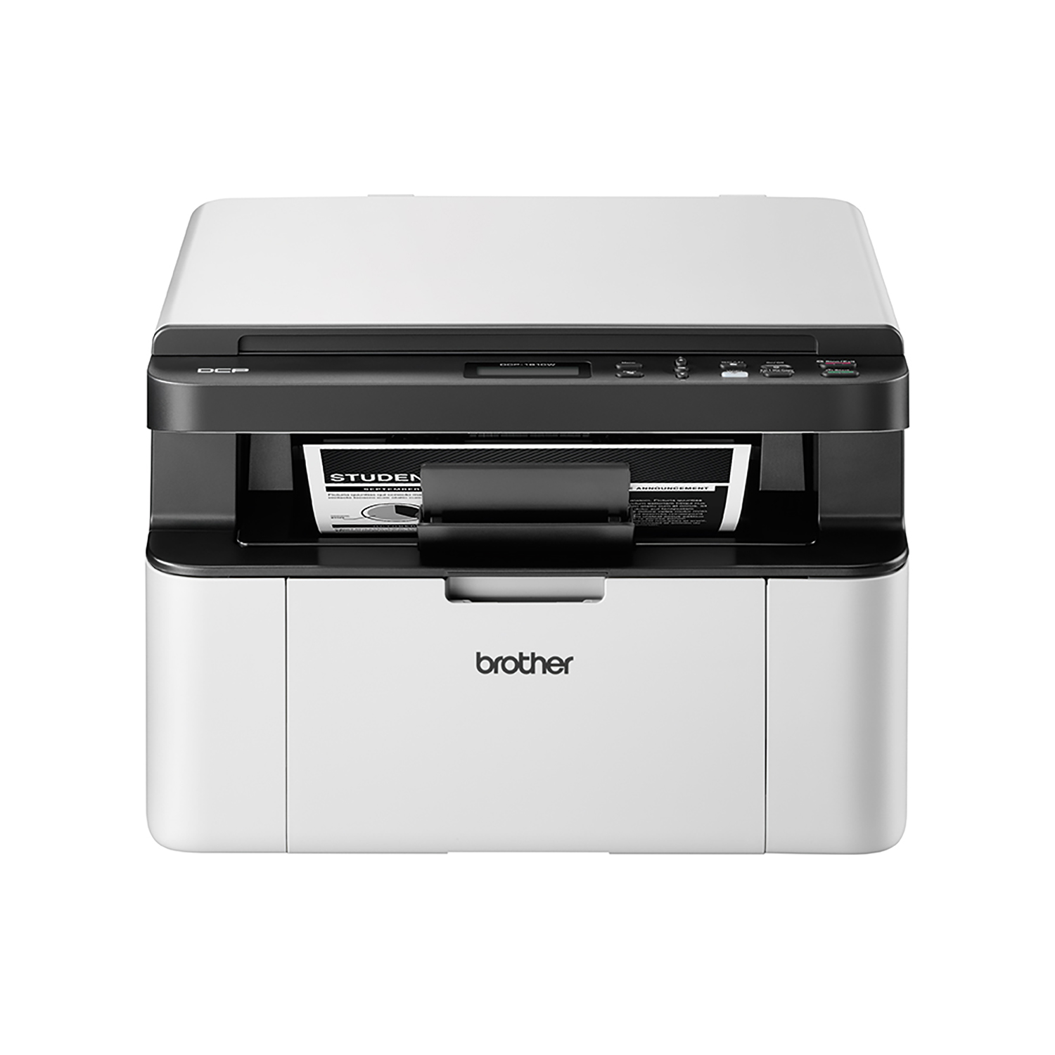 Multifunctional Machines Brother DCP1610W All-in-Box Laser Printer Ref DCP1610WVBZU1