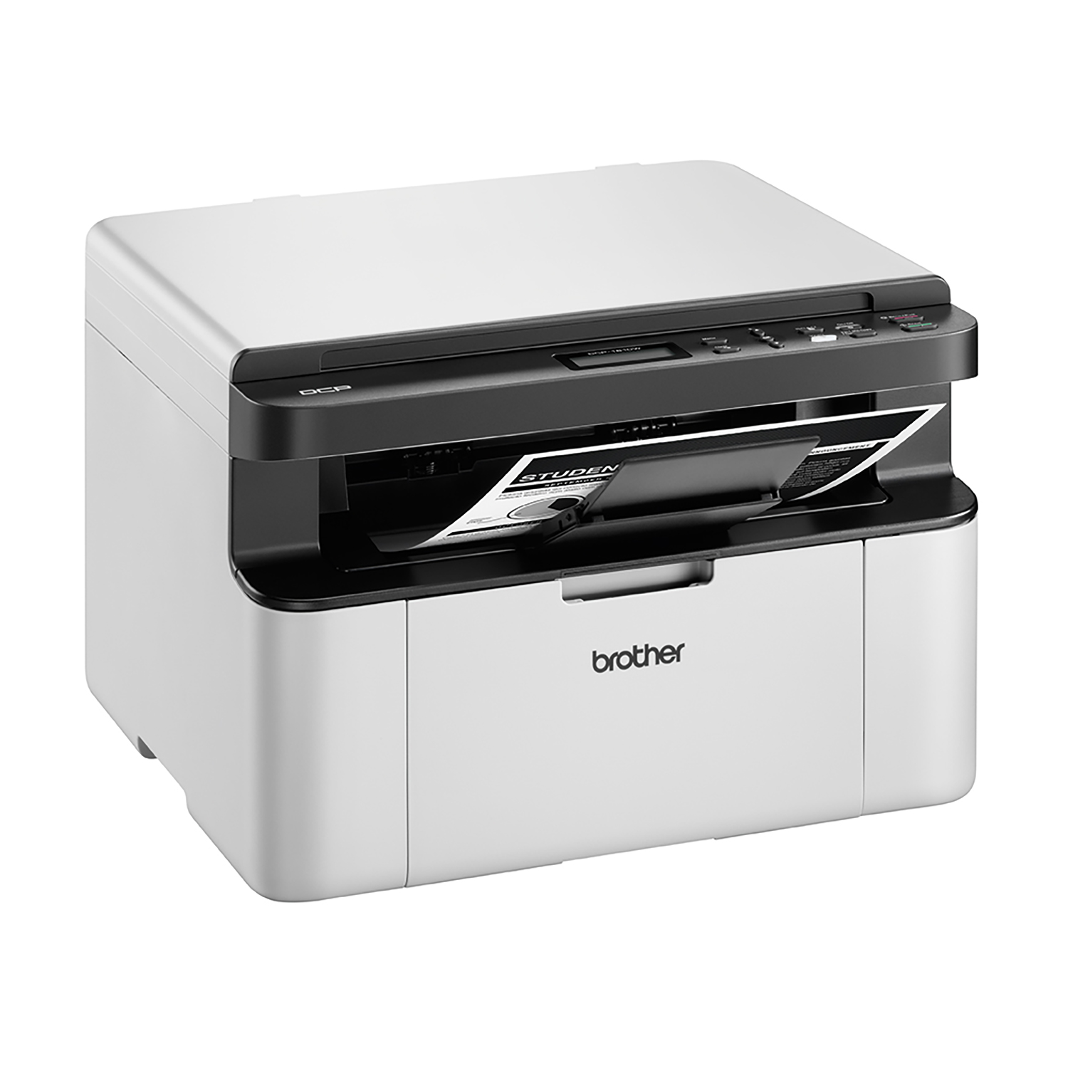 Image for Brother DCP1610W All-in-Box Laser Printer Ref DCP1610WVBZU1