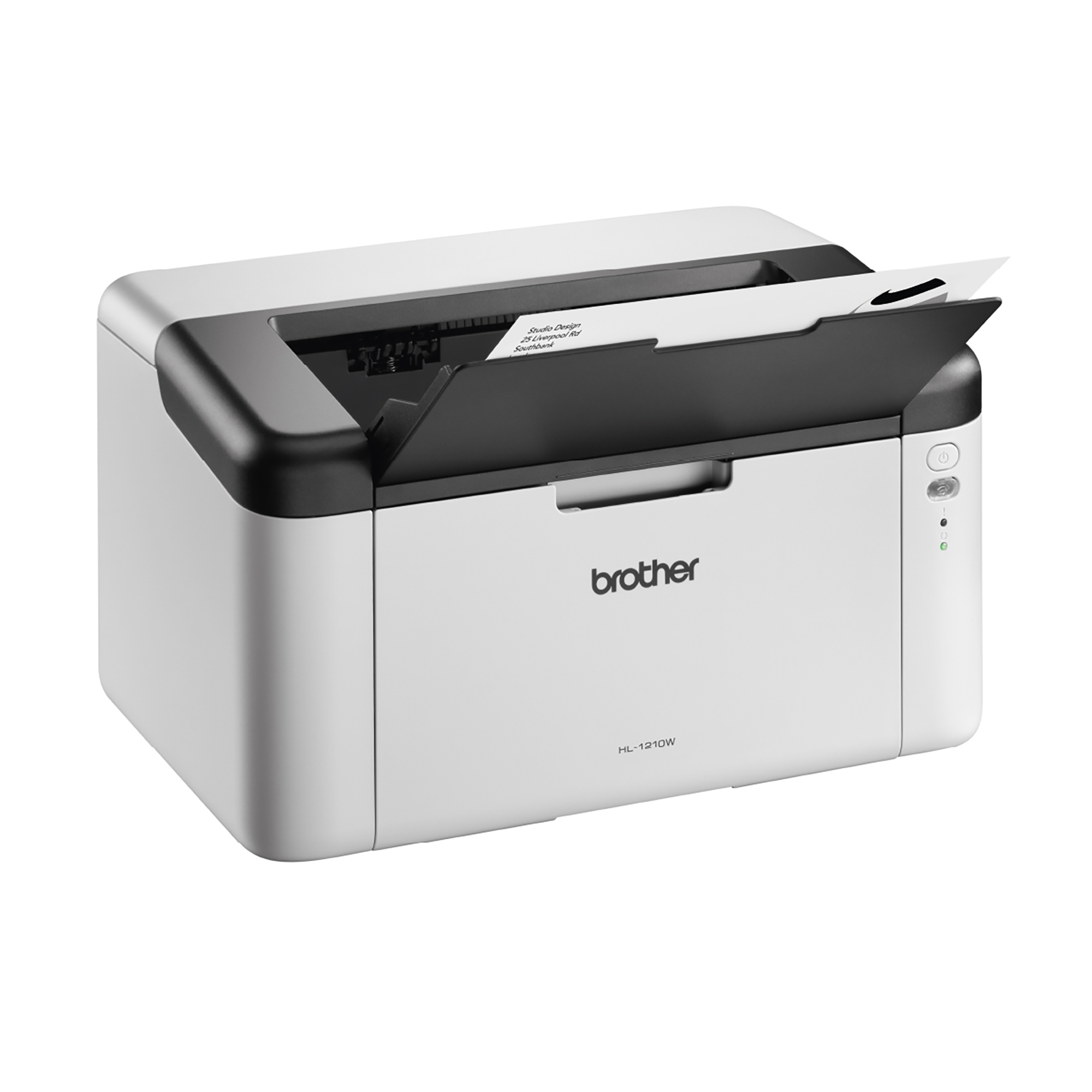 Brother HL1210W All-in-Box Laser Printer Ref HL1210WVBZU1
