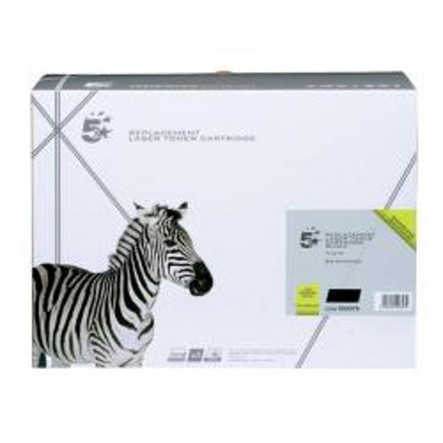 5 Star Office Reman Laser Toner Cartridge Page Life 1500pp Black [Samsung MLT-D2092L/ELS Alternative]