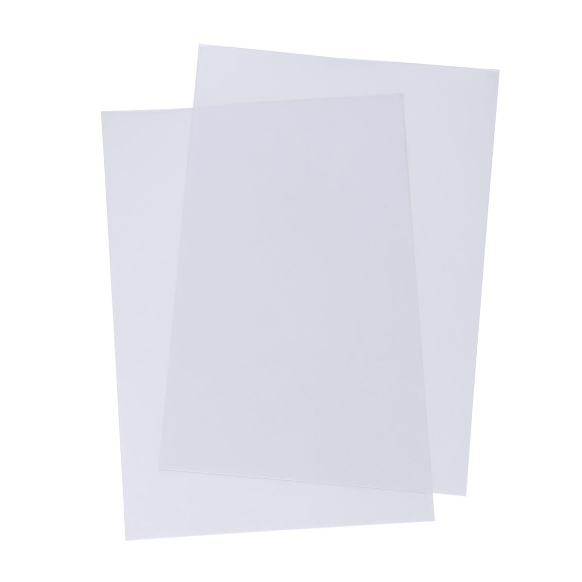 5 Star Office Binding Covers 300micron A4 Frosted Pack 100