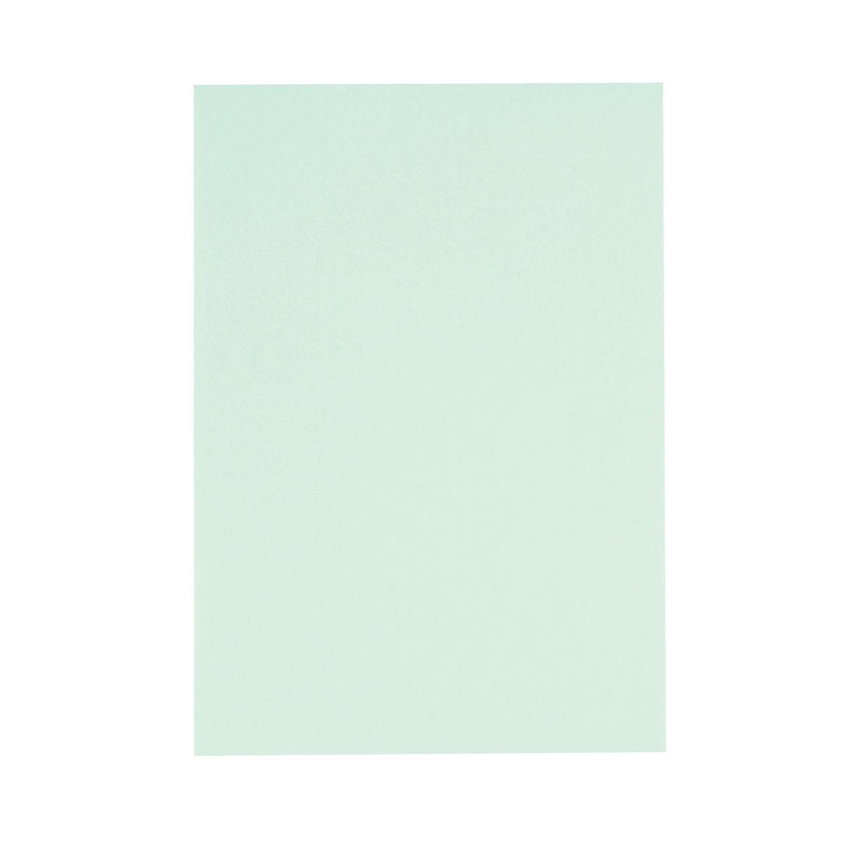 5 Star Office Coloured Card Multifunctional 160gsm A4 Light Green 250 Sheets